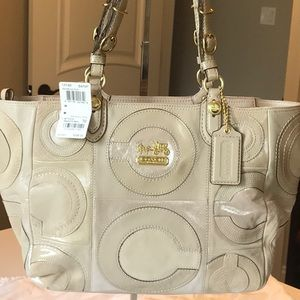 Coach Tote bag NEW WITH TAGS